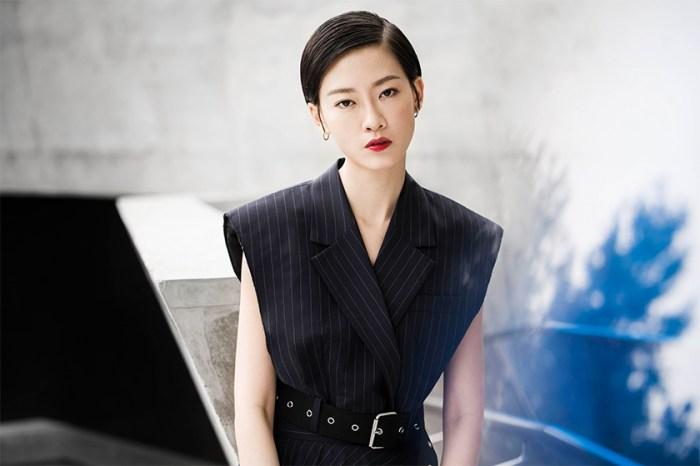 型格女星廖子妤 Fish Liew,以 3.1 Phillip Lim  全新春季系列,混搭出充滿個性的時尚感!