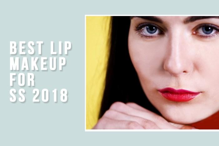#POPBEE 專題:春日妝容教室-3 款必學的唇妝,讓你以最時尚的姿態迎接春夏季!