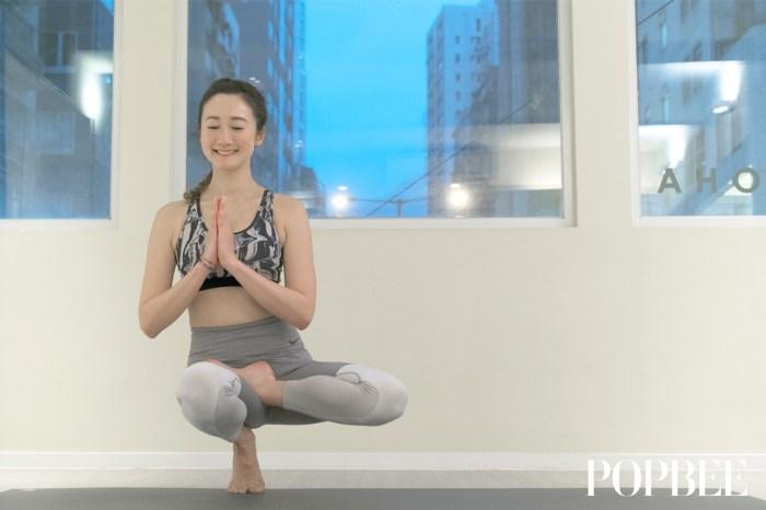 每天 5 分鐘瑜伽練習,讓你以無贅肉的手臂迎接夏日小背心造型!