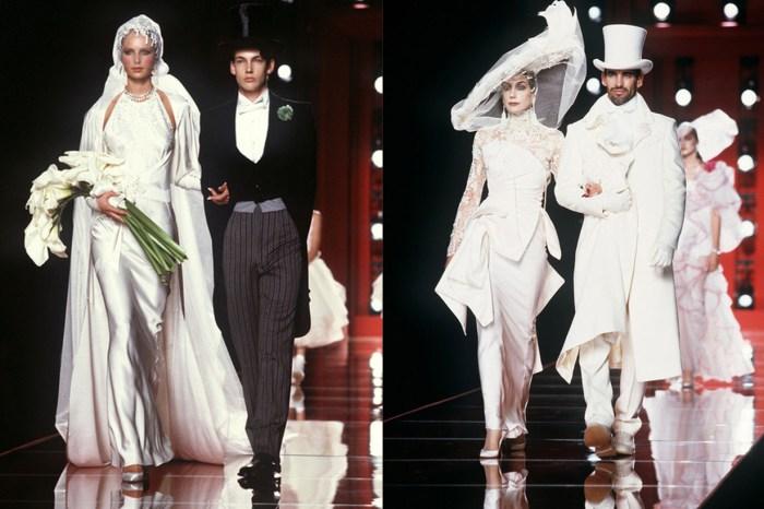 經典靠年月:回顧 Dior 經典婚紗設計,感受優雅與前衛的微妙平衡