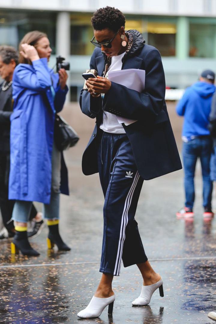 衛衣配搭運動褲 jogger pants 風格已成為主流時尚趨勢