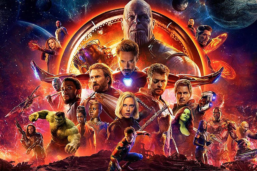 Avengers Infinity War The Biggest Opening Weekend Ever