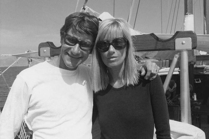 記住這名字-Betty Catroux:連 Yves Saint Laurent 都說她是自己雙胞胎的女人