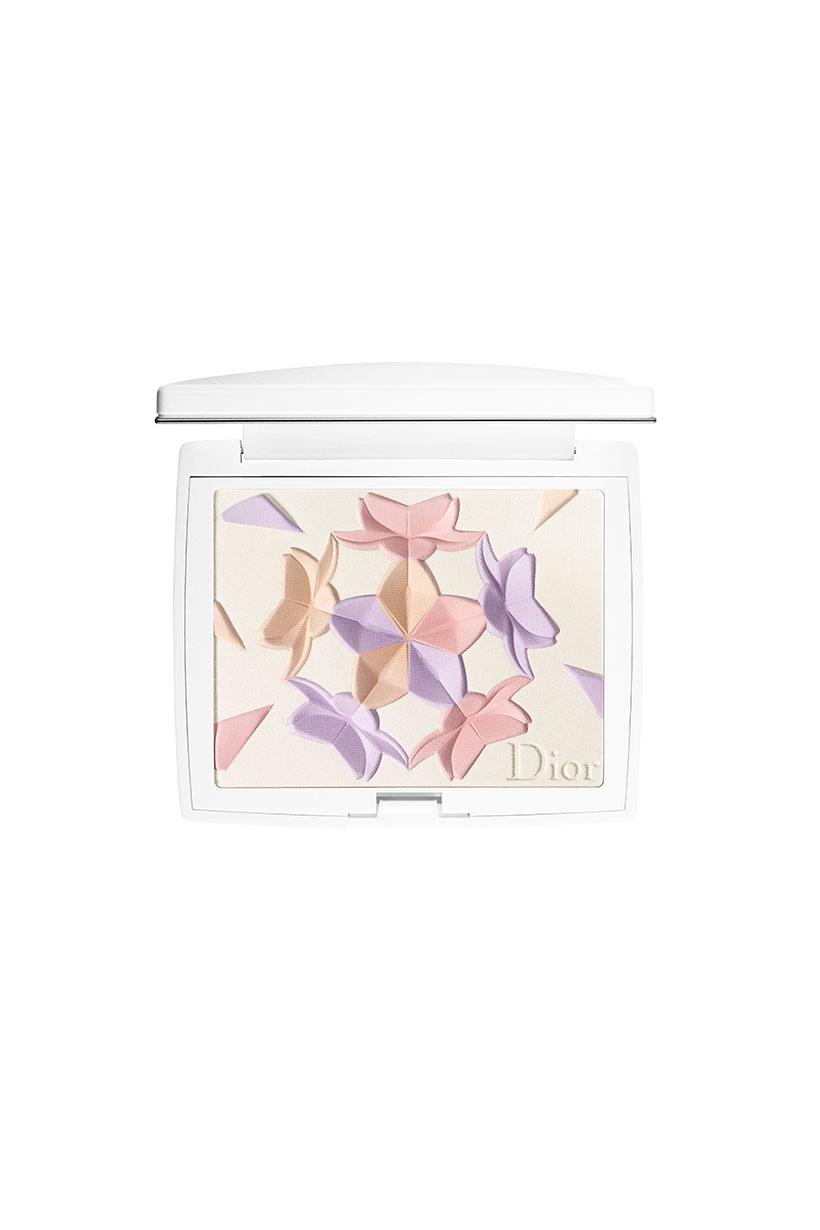 塑造夏天的光采妝 開箱 Diorsnow 彩妝系列