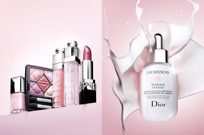 夏天一定要有「發光肌」!Diorsnow 彩妝系列正好是你的美白救星