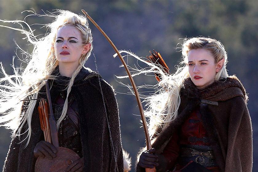 Emma Stone and Jonah Hill Netflix series Maniac