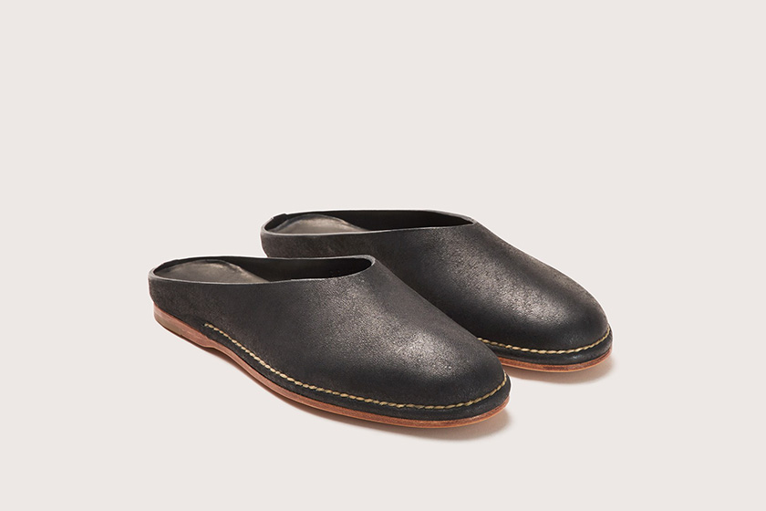 FEIT Leather shoes slippers
