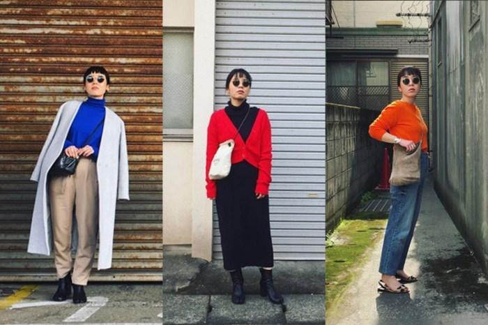 只要選對了墨鏡,配襯 N 套穿搭絕非難事!這位日本女生親身示範如何 Upgrade 時尚感!
