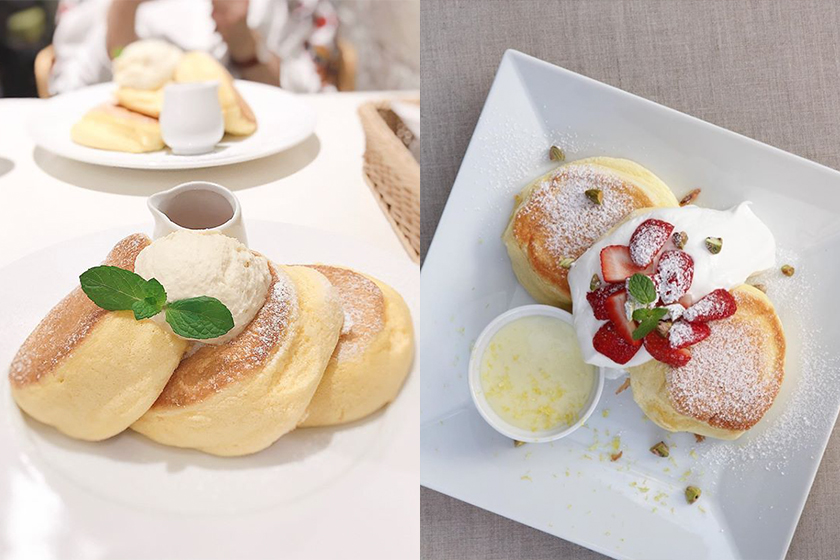 幸福 Pancake 幸せのパンケーキ 確認登陸香港銅鑼灣