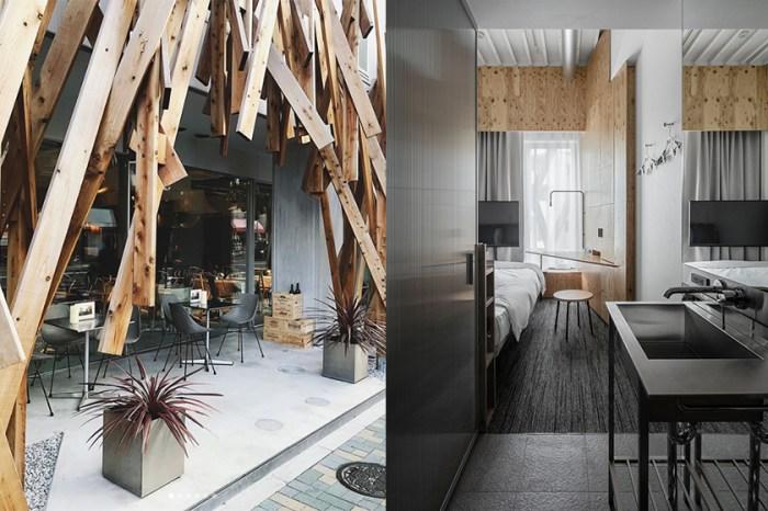 平民價體驗隈研吾的建築美學!到東京要入住的就是這間 ONE@Tokyo 設計酒店