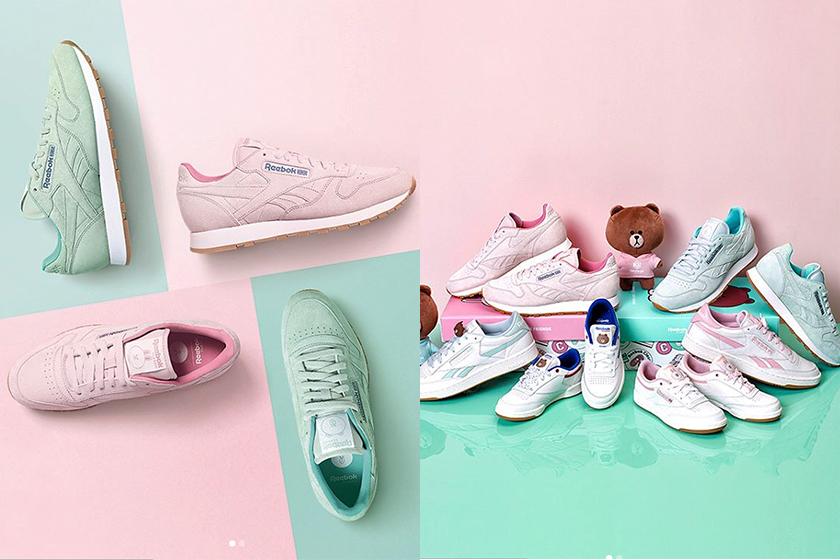 line-friends-reebok-sneakers-korea