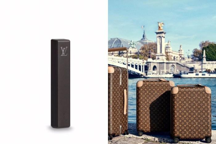 Louis Vuitton 推出行李追蹤器,以後不怕丟失行李箱!