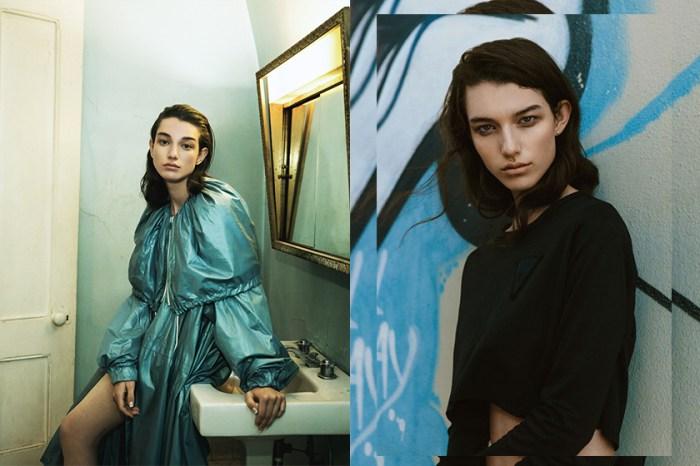 帥氣與柔美的結合:你必要認識這位被評選為年度最佳模特兒 McKenna Hellam