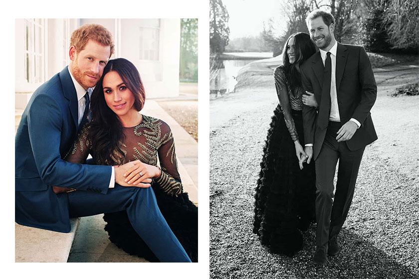 Meghan Markle 與哈利王子的婚禮預計花費
