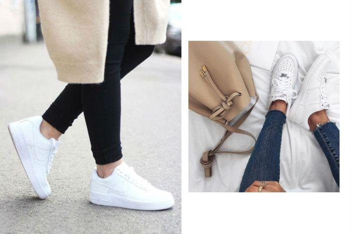 Less is more!Nike 再次推出旗下 5 款經典純白鞋款,這個夏天就靠它為造型畫龍點睛