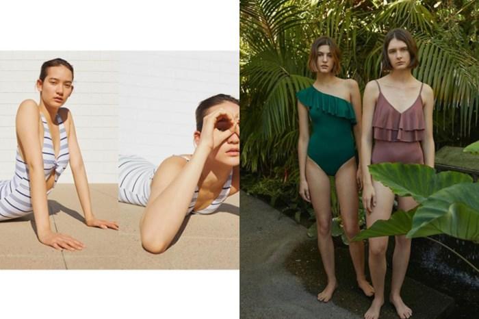 Oysho 最齊全 Beachwear 系列:以親民價錢令你的夏日沙灘 Look 彷如時裝騷!