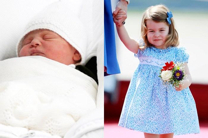 新小王子 Louis 雖萬千寵愛在一身,卻無法從姐姐夏洛特小公主身上取走這東西!