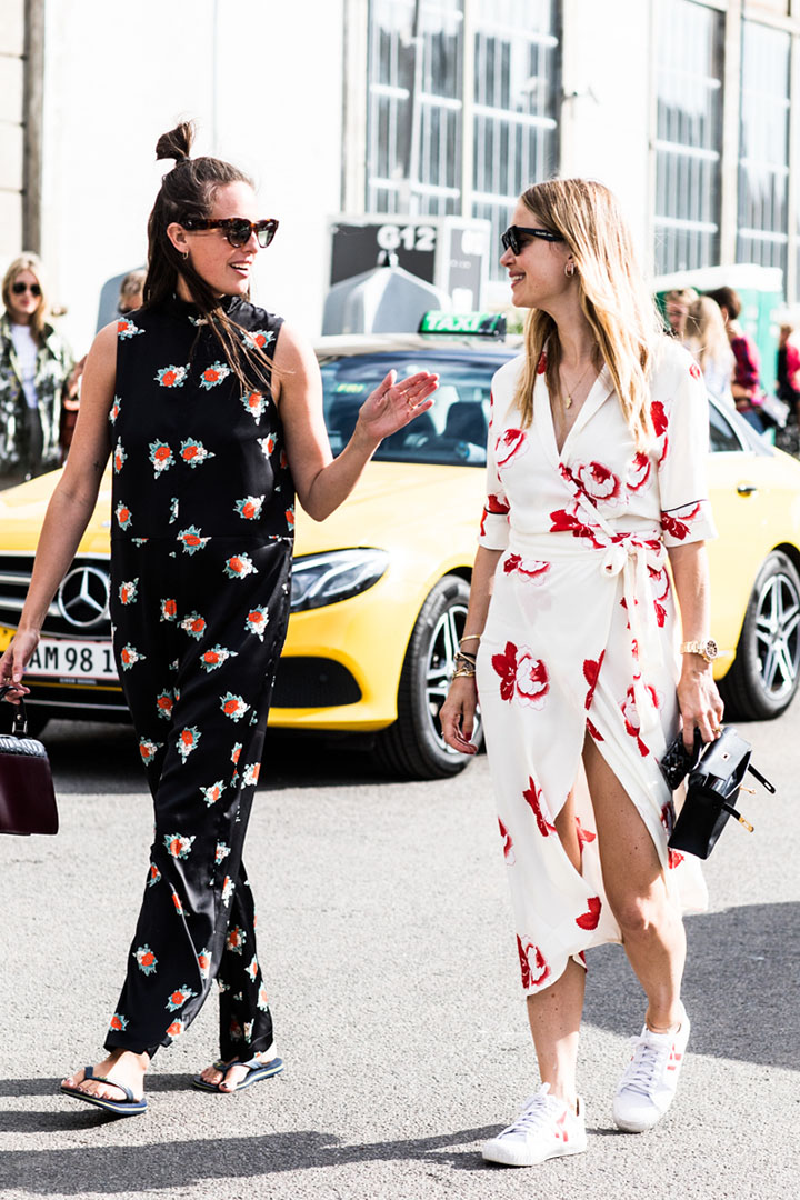 Summer 2018 dresses trends