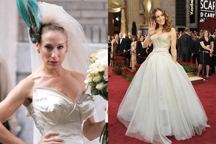 出嫁了以後還可以繼續穿著!Sarah Jessica Parker 親手設計的婚嫁系列登場