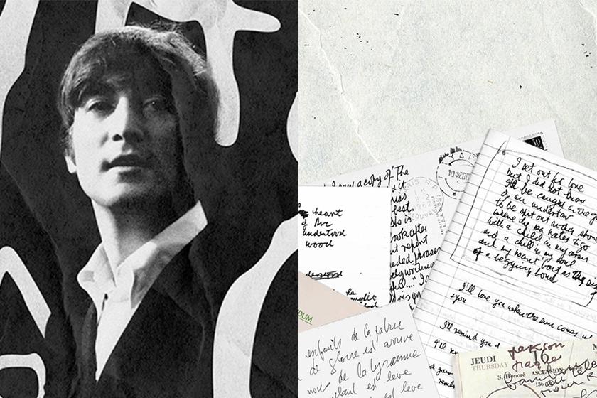 Songwriters Fonts 屬於 5 位傳奇音樂人手寫字型