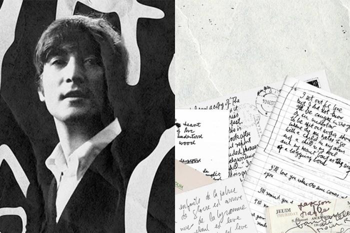 把 David Bowie、John Lennon 的墨寶據為己有…快下載這 5 位傳奇音樂人的手寫字體吧!
