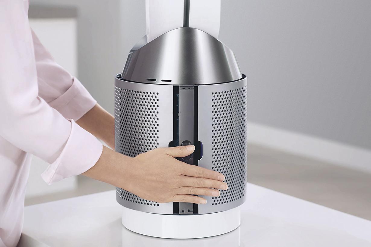 愛宅在家女生表示,很想要 Dyson 最部發佈的最新智能空氣淨化風扇