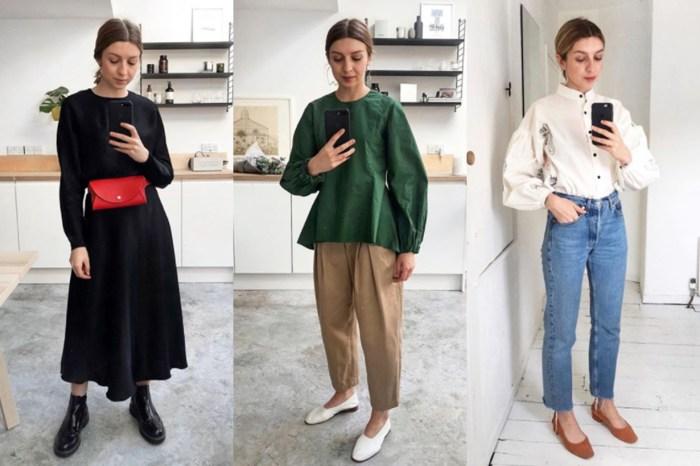 突出腰線的 100 種方式:英國人氣時尚博客只靠這些技巧便能拉長嬌小身形