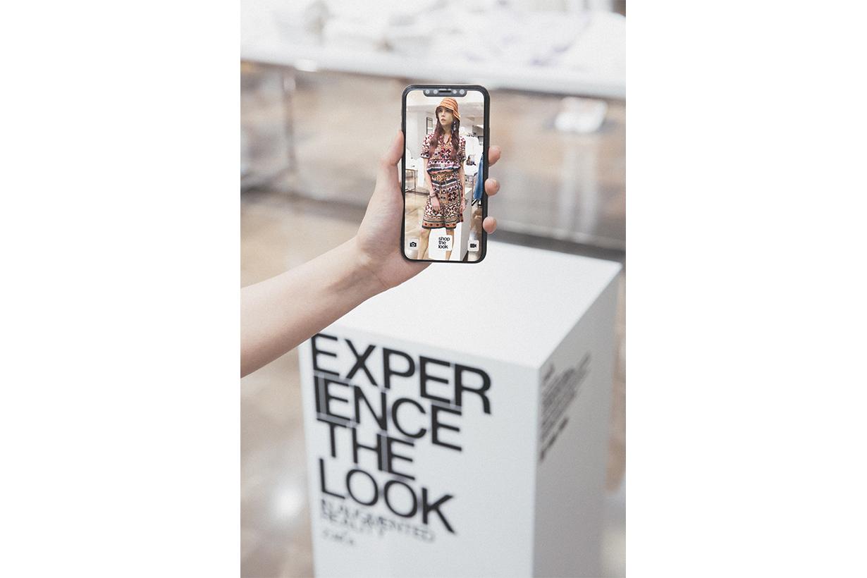 Zara 推出最新手機應用程式 ZARA AR 大玩 AR 技術