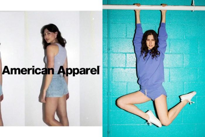 American Apparel 將回歸英國開設網店,下一步有意重開實體店!