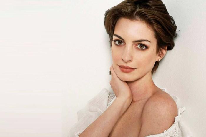 不要讓身材來決定你的自信 – Anne Hathaway 公佈宣佈將要增磅!