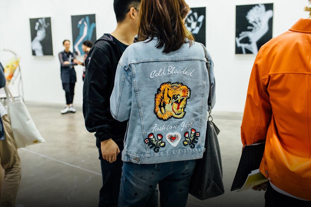 Art Basel 不止藝術品好看,各地潮人造型一樣精彩
