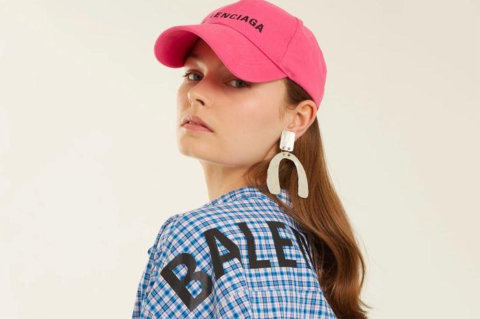 不再只能耍酷,Balenciaga 招牌 Dad cap 終於推出粉紅新配色!