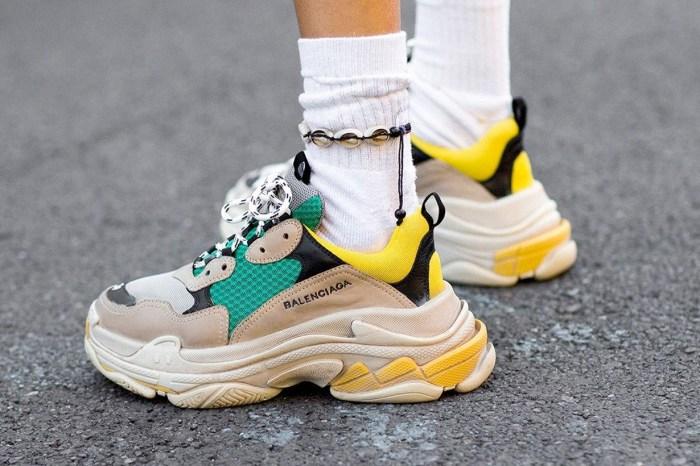因為「這雙鞋」Balenciaga 惹上種族歧視爭議,官方終於作出回覆!
