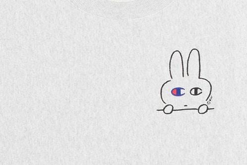不想和別人一樣?BEAMS x Champion 限量「插畫家系列」包你會心一笑!