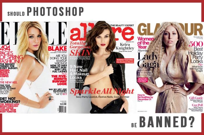 #POPBEE 專題:沒有 Blake Lively 告訴你,你就真的以為時裝雜誌上的模特兒都這麼瘦這麼美嗎?