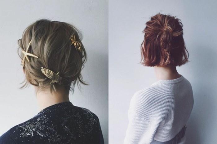 Bob Hair 女生注意:學會這些小技巧,從此你的耳下短髮也可以天天變換不同造型