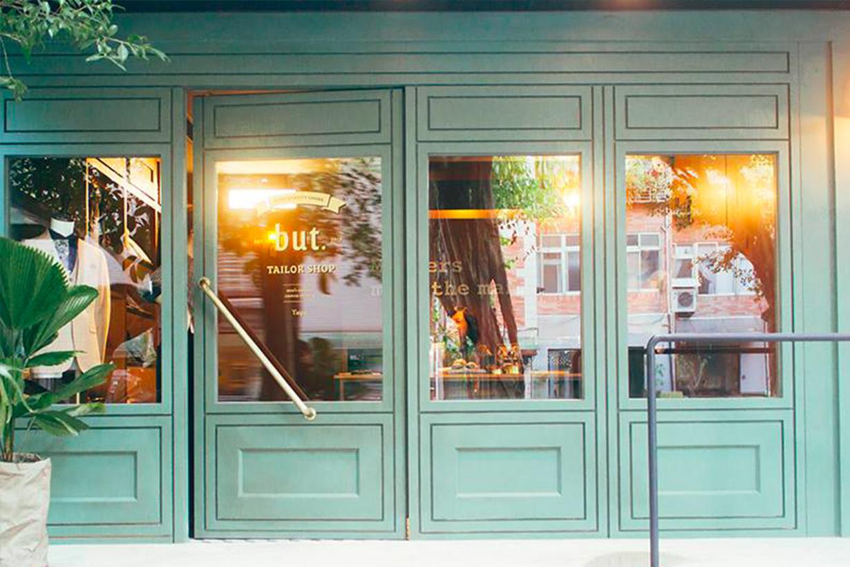 But. We love butter-走進電影場節!這個美極的神秘甜點空間,連餐具也是用 Hermès!?