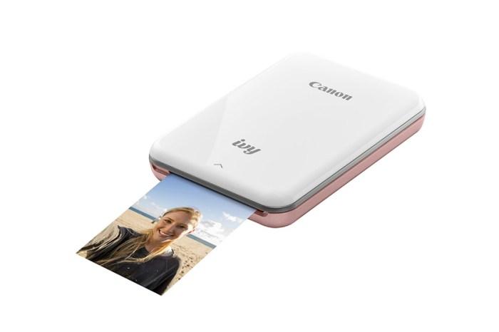 把 IG 照片帶到現實!這部玫瑰金迷你照片打印機適合熱愛旅遊的女生!