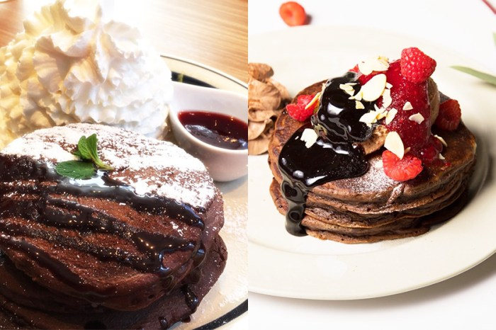 #週末廚房:幸せのパンケーキ!跟日本人學習製作香濃朱古力鬆軟 Pancake!