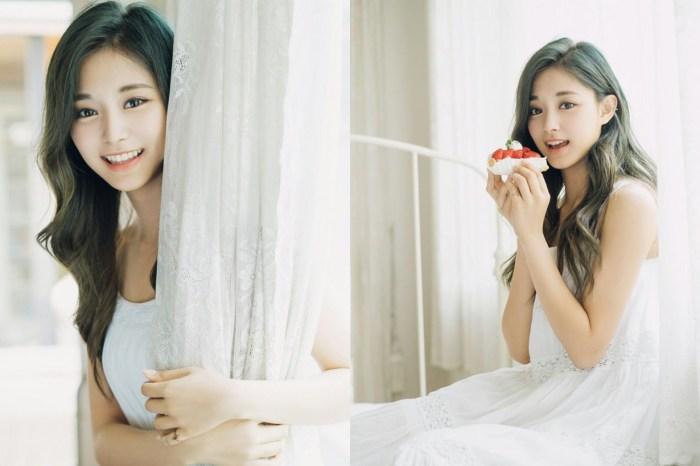 天使魔鬼的綜合體- Twice 子瑜這個白色恤衫造型也太性感了吧!