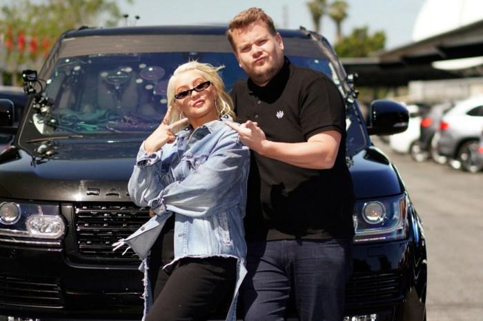 Christina Aguilera 再次登上《Carpool Karaoke》,大爆原來 Ryan Gosling 曾經暗戀 Britney Spears!