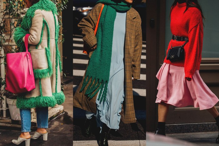 依照這張清單,每天為自己打造零違和感的色彩裝扮