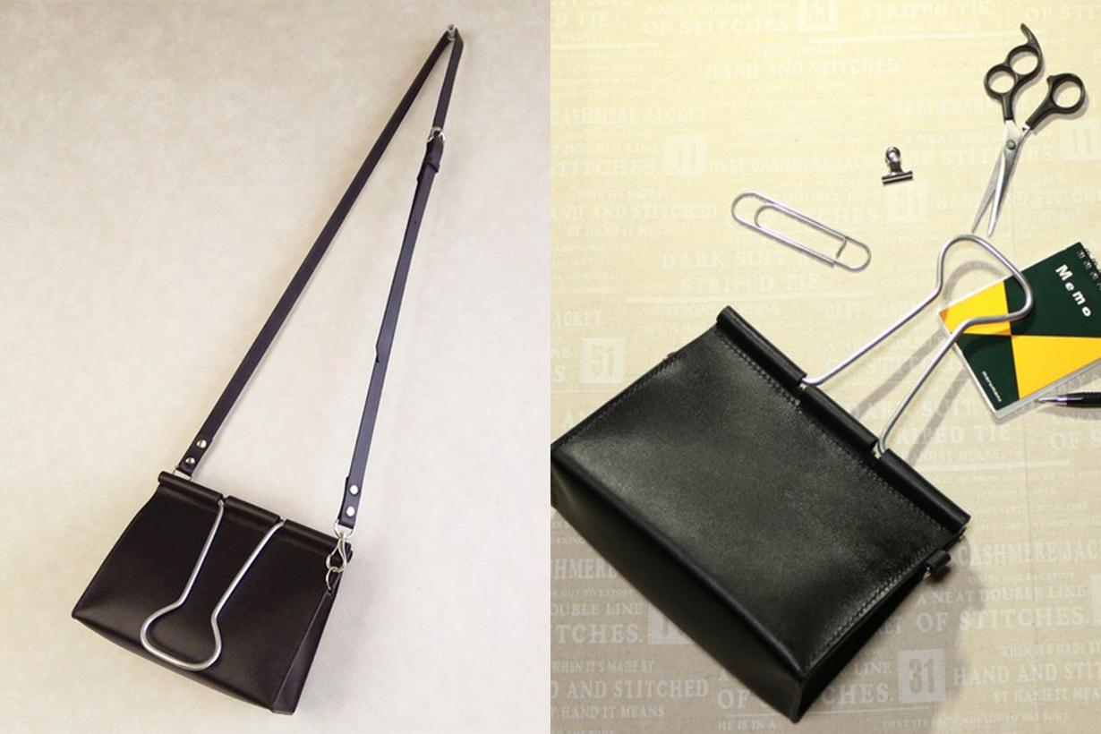 日本手作設計網購平台 Creema 推出趣味文件夾手袋