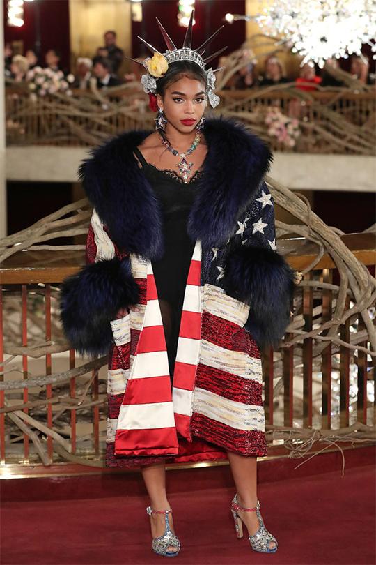 Dolce & Gabbana Alta Moda 時裝騷於紐約大都會歌劇院發佈