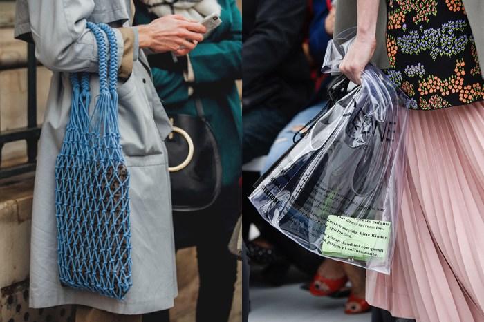 你還在手挽一個包包?袋中袋才是如今的大熱時尚!