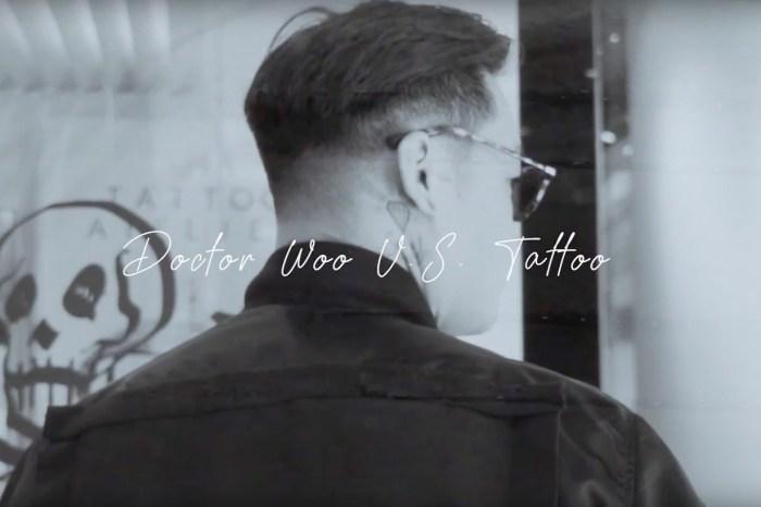 世上最搶手紋身師 Dr. Woo:「紋身如同人生旅途上的視覺性紀念品」