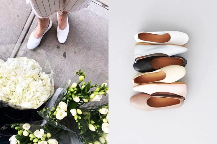舒適又百搭的平底鞋不一定索價幾千!Everlane 新推這雙性極比高,相信很快會賣斷貨!