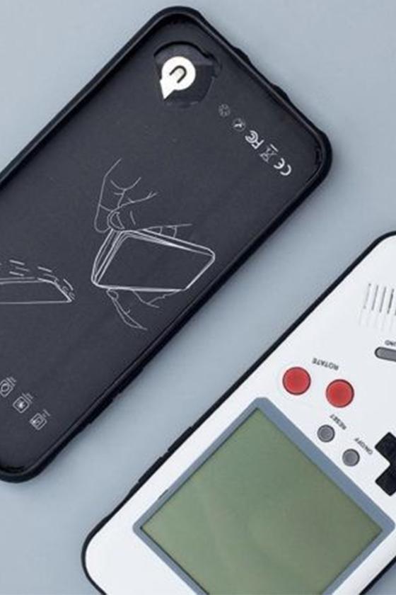 真正的「玩味」手機殼,復古迷不能錯過這個把電話變 Game Boy 的機會!