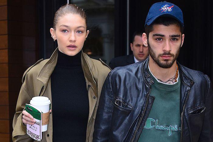 是復合還是…?Zayn 低調現身 Gigi Hadid 紐約公寓度過一晚!