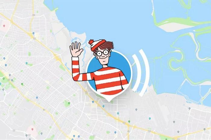 愚人節限定:Google Maps 推出「Where's Wally」小遊戲
